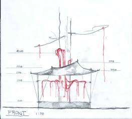 Stage concept front