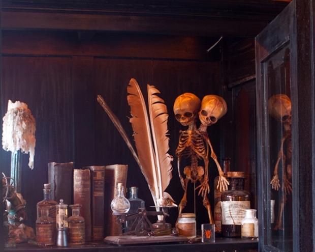 Cabinet 1 top shelf