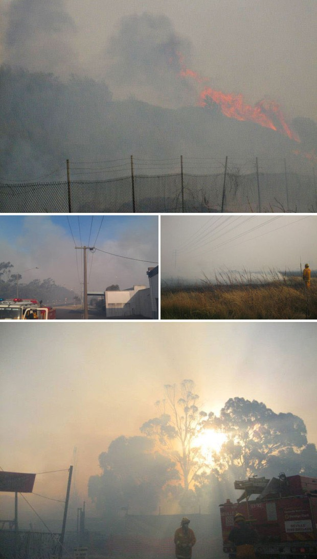 Morwell fire 2014