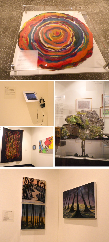 Black Saturday exhibition Yarra Ranges Regional Museum