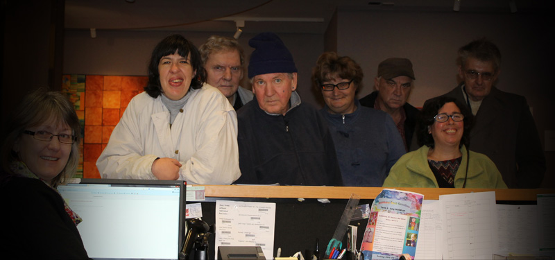 The Arties at Burrinja