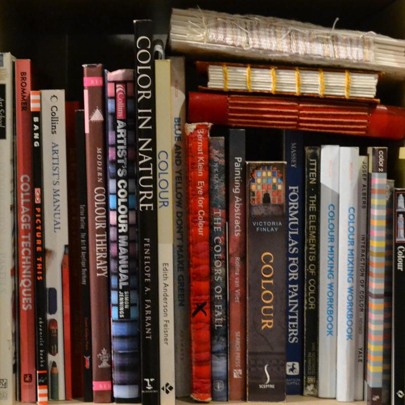Dawna Richardson-Hyde library