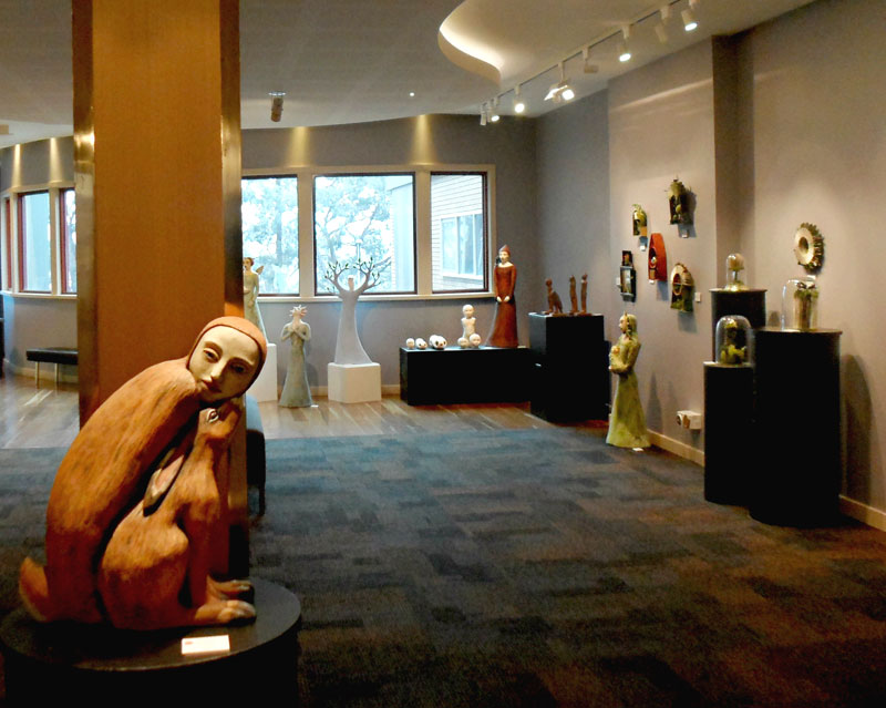 A wing and a prayer exhibition