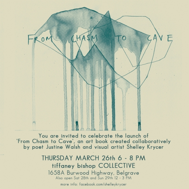 Form Chasm to Cave exhibition