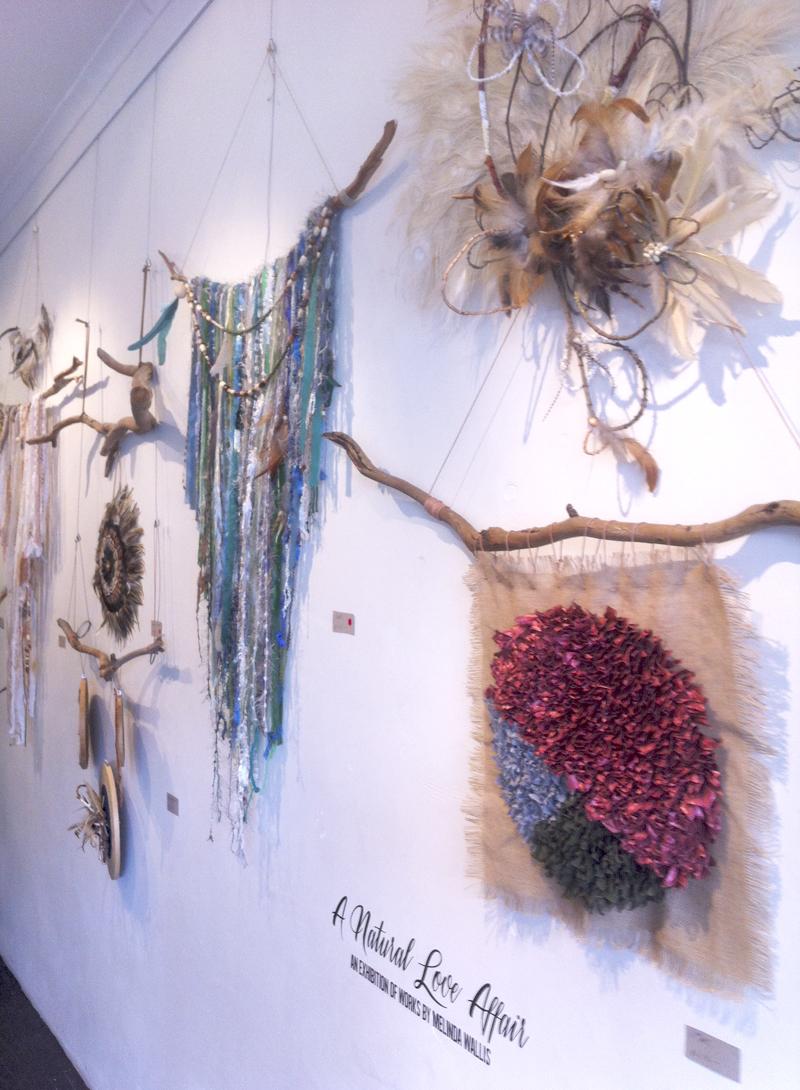 Melinda Wallis exhibition