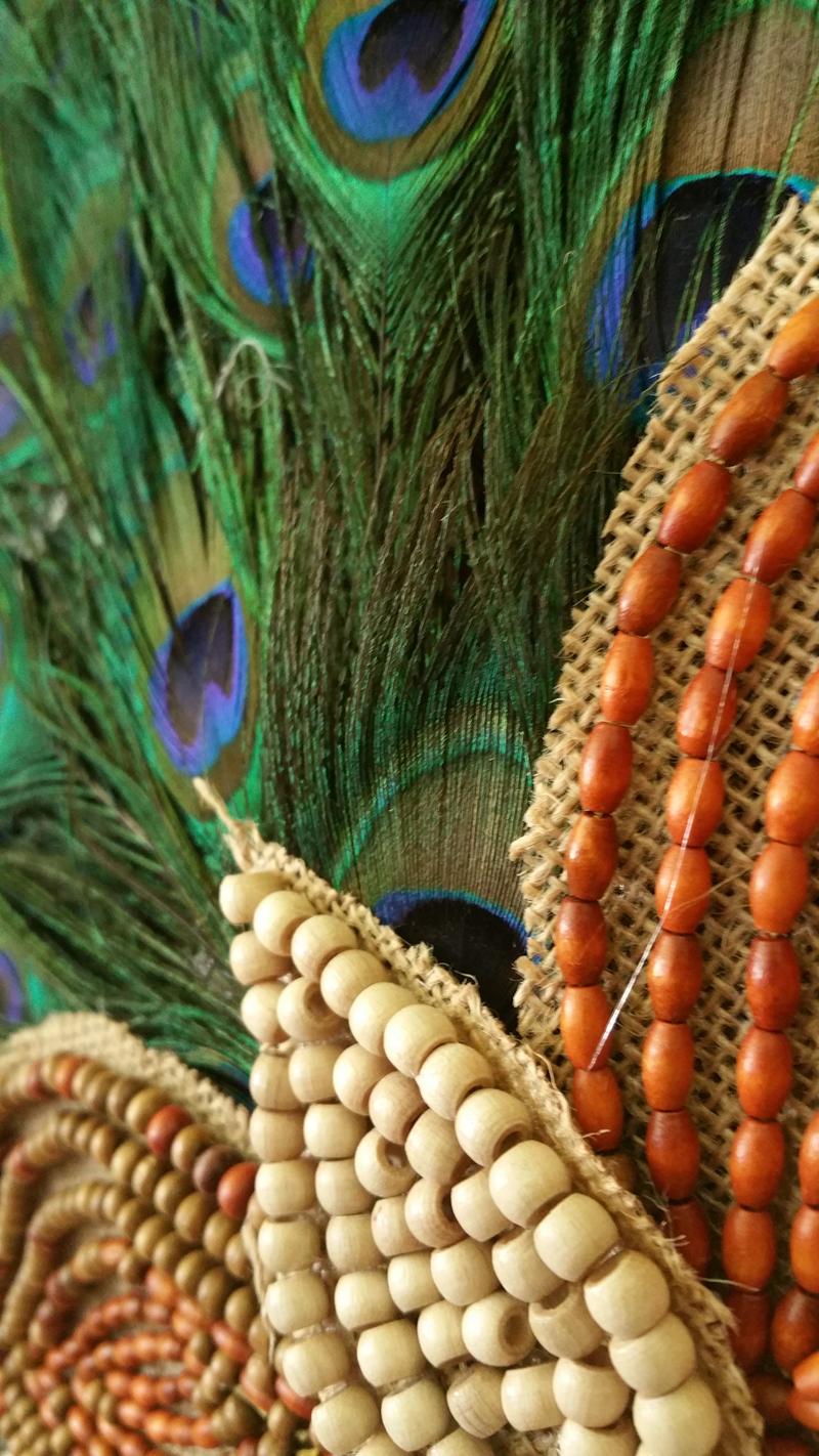 Melinda Wallis feathers