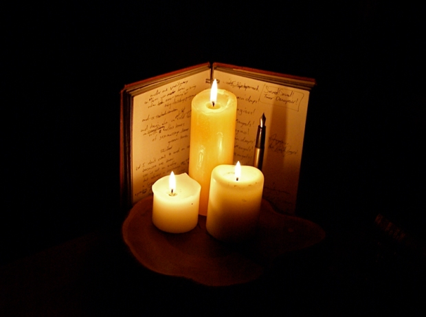 Write by Candlelight