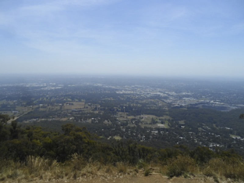 Eyre Rd Lookout
