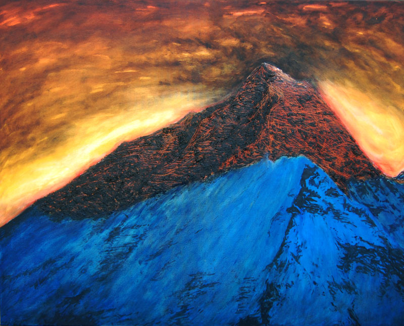Everest by Murray Lancaster