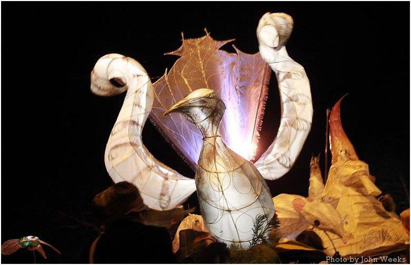 Belgrave Lantern Parade photo by John Weeks