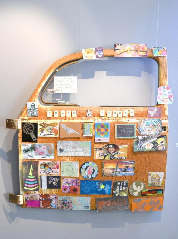 The Arties exhibition