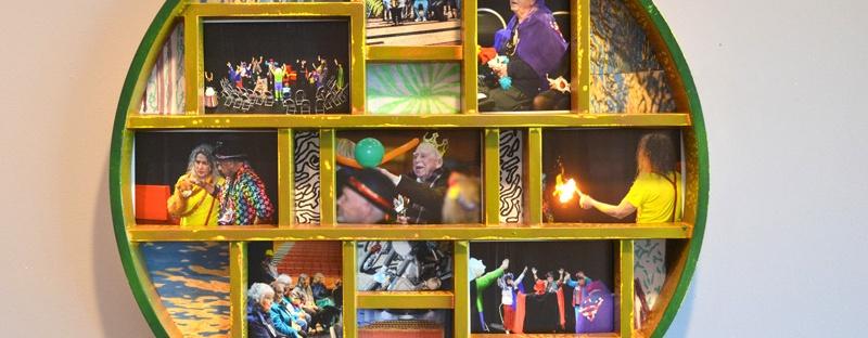 The Arties exhibition at Burrinja