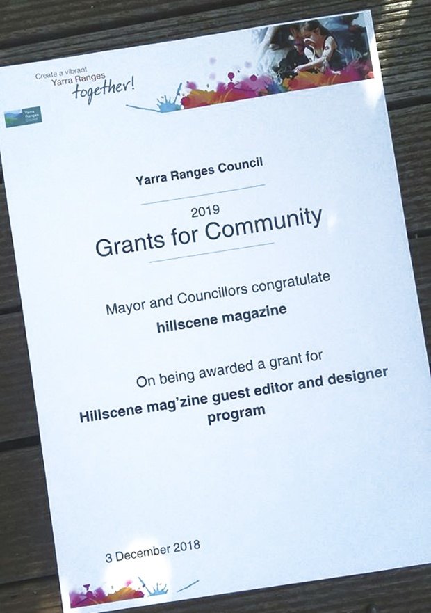 council grant certificate